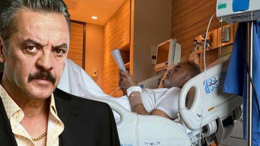 Beyin kanaması geçiren Mesut Akusta'dan ilk paylaşım