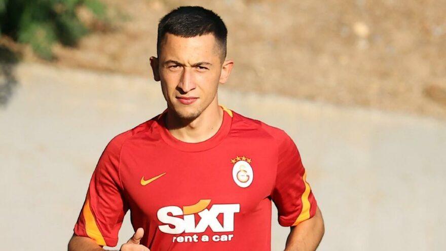 Olimpiu Morutan, Galatasaray ile ilk antrenmanına çıktı