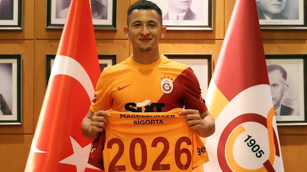 Olimpiu Morutan, resmen Galatasaray'da