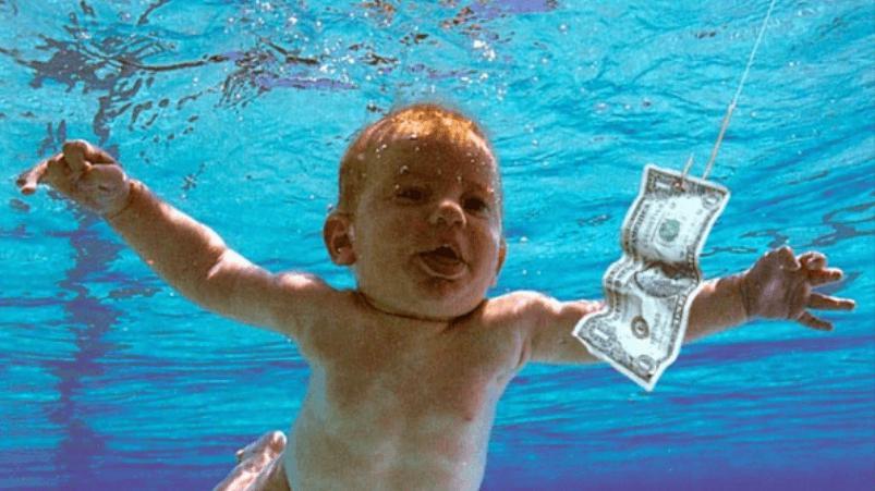 Bebekken Nirvana'nın albüm kapağında yer aldı, şimdi gruba 150 bin dolarlık dava açıyor