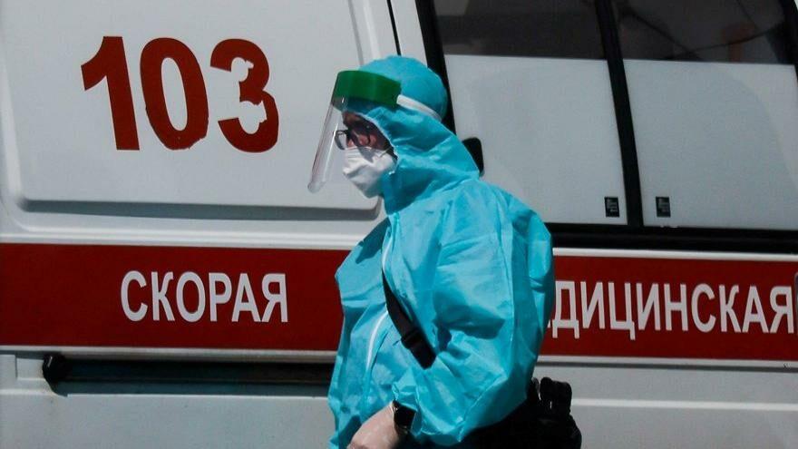 Rusya'da Covid'den bir günde 809 insan öldü