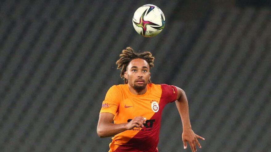 Sacha Boey: Galatasaray'ı daha büyük kulüp olduğu için tercih ettim
