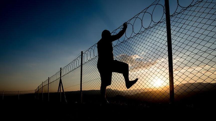 Yunanistana kaçmaya çalışan 11 FETÖ'cü yakalandı