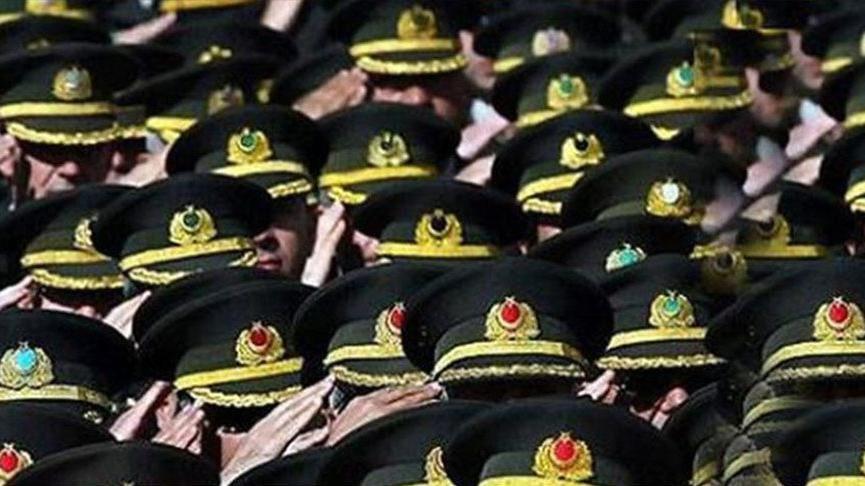 Kuvvet Komutanlıklarındaki atamalar belli oldu