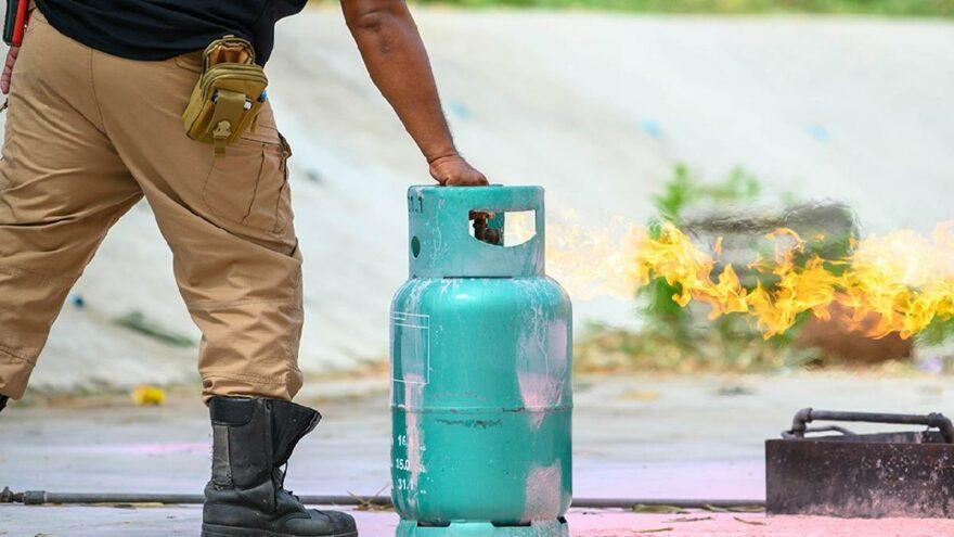 KKTC'de mutfak tüpü karaborsaya düştü