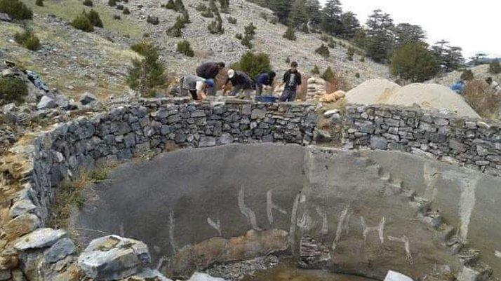 Kuraklık nedeniyle köylüler geleneklerine geri döndü