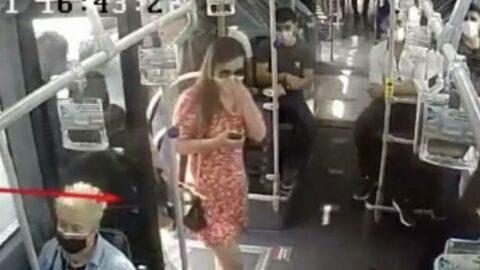 Metrobüs yankesicilerine suçüstü