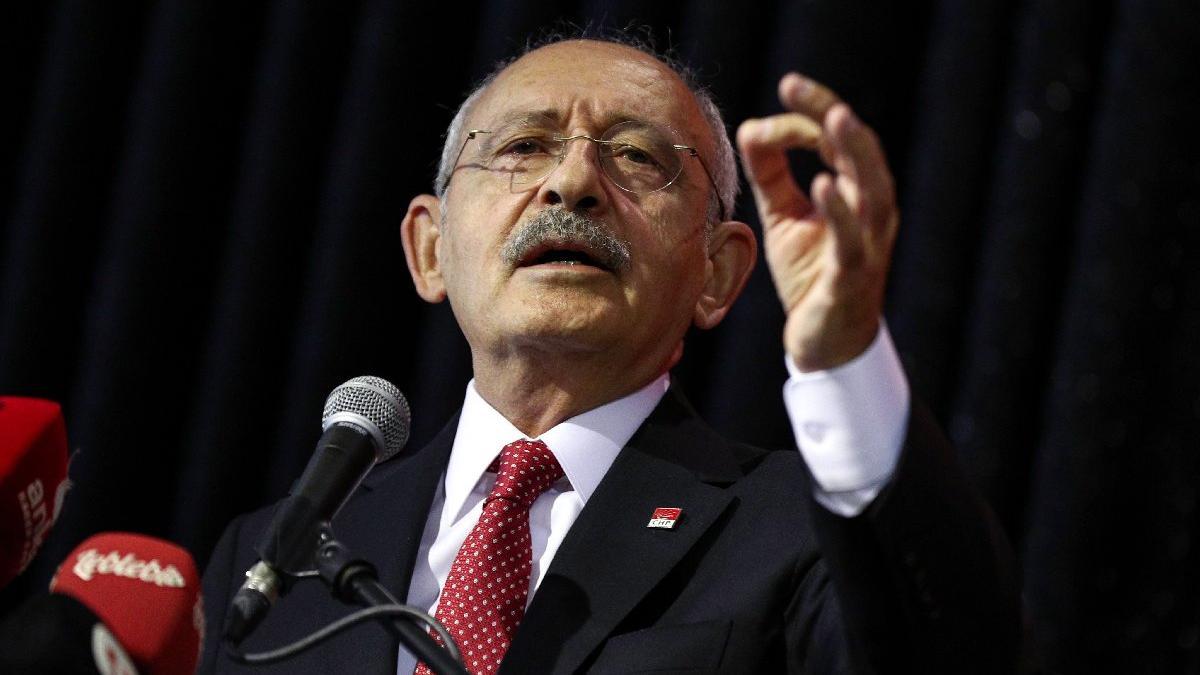 Kemal Kılıçdaroğlu: KHK ile görevden alınan herkesi görevine iade edeceğim