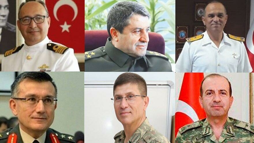 Balyoz mağduru subaylara terfi