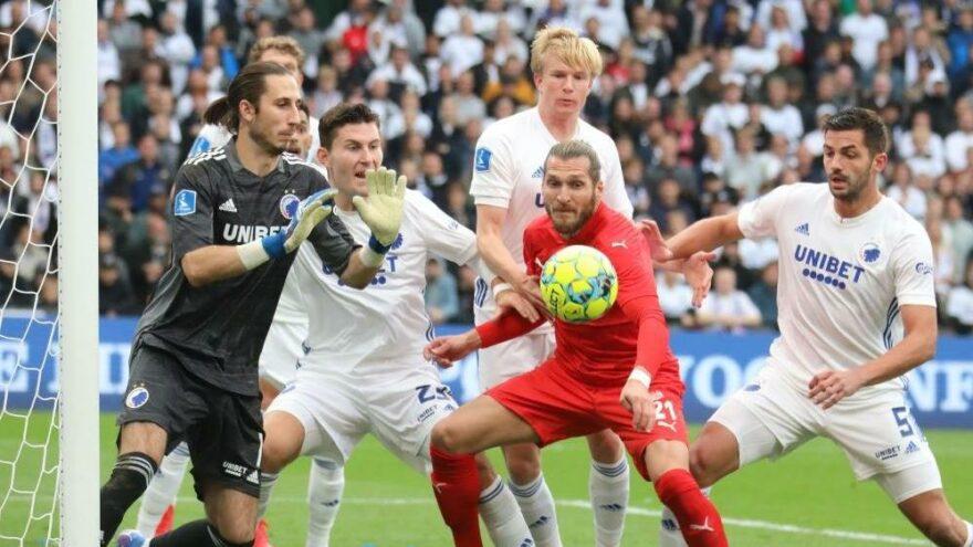 Sivasspor, Kopenhag'tan fark yedi: 5-0