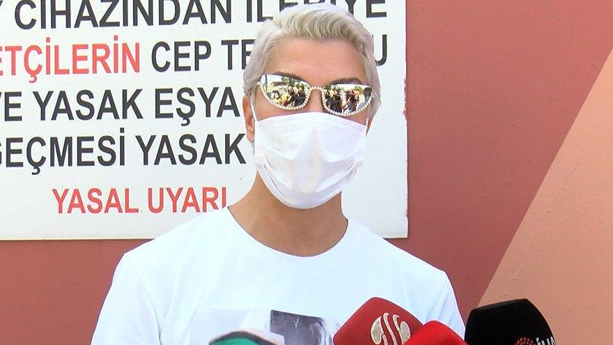 Deniz Akkaya cezaevinden çıktı, FETÖ iddiasında bulundu