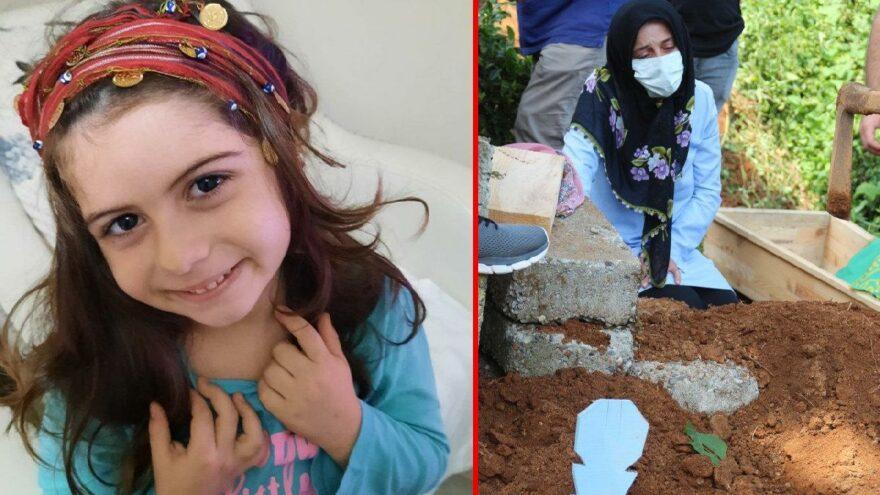 Lösemi hastası olan minik Elisa, Covid-19'dan hayatını kaybetti