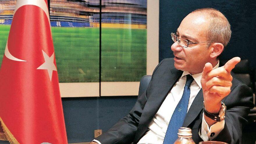 Fenerbahçe yöneticisi Fethi Pekin, TFF'ye açılan davayı anlattı: '250 milyon TL başlangıç'