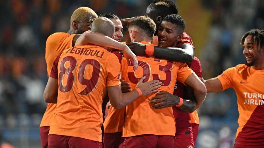 Galatasaray, Randers'ı yenerek Avrupa Ligi grup biletini aldı