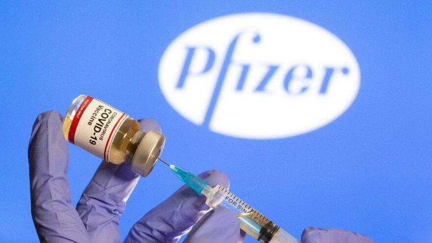 Pfizer'dan üçüncü doz açıklaması: Antikorları üç kat artırıyor