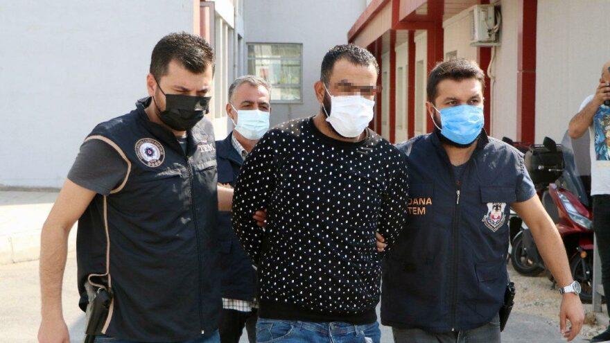 Suriye'den Adana'ya kaçan terörist yakalandı