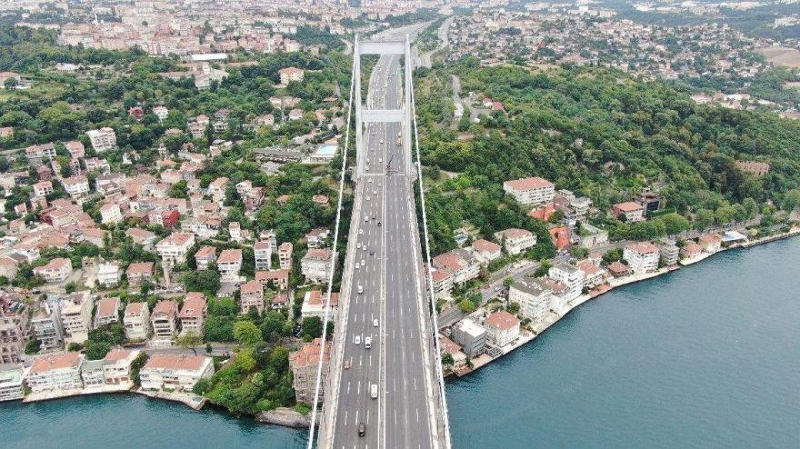 Bakanlıktan 'FSM Köprüsü' açıklaması