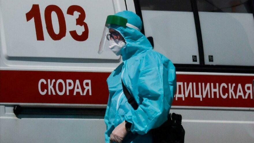 Rusya'da Covid-19 ölümlerinde yeni rekor