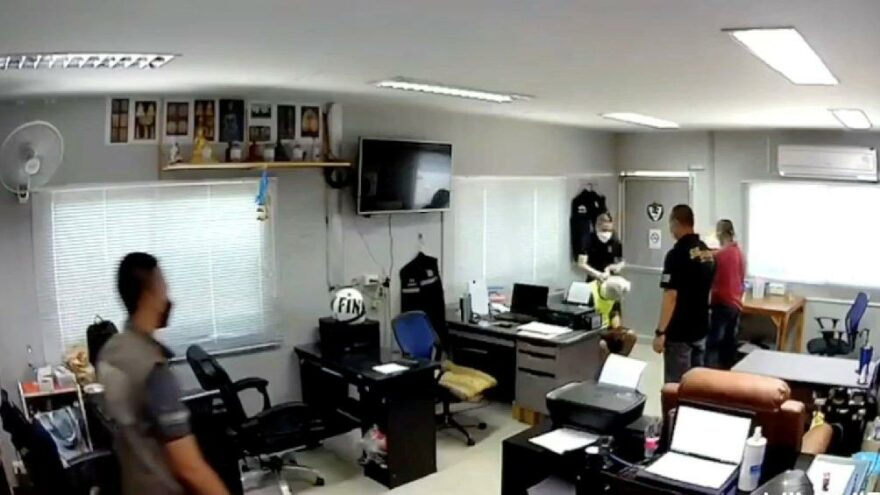 Tayland'da polis merkezinde cinayet: Rüşvet için işkence yaparken öldürdüler