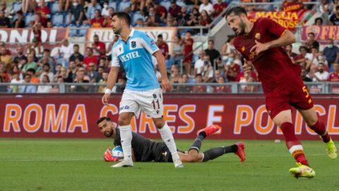 Trabzonspor Roma'dan çıkamadı! Avrupa'ya veda etti...