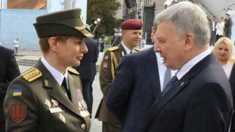 Ukrayna tarihinde bir ilki gerçekleştirdi