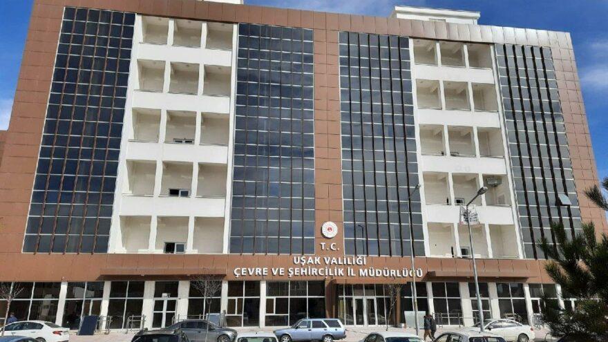 Uşak'ta rüşvet operasyonu: Milli emlak müdür yardımcısı gözaltına alındı
