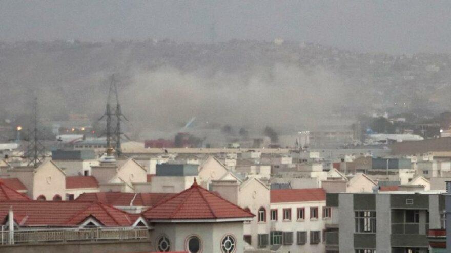 Afganistan'daki terör saldırısında 1'i çocuk 3 İngiliz öldü