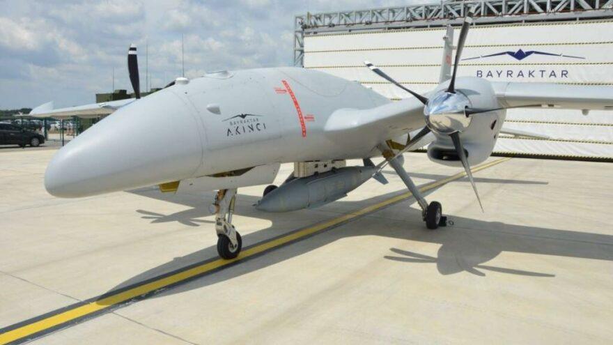 'Türkiye, filosuna gelişmiş drone'lar ekleyecek'