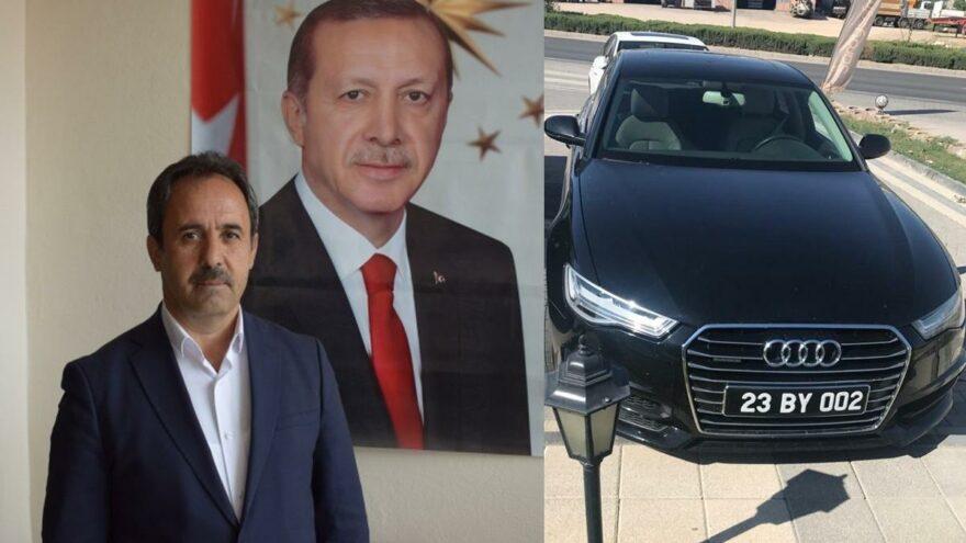 600 bin TL'ye makam aracı alan AKP'li başkan: Şahin alacak halimiz yok ya…