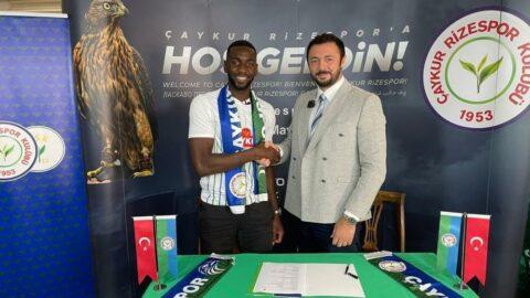 Çaykur Rizespor, Yannick Bolasie transferini duyurdu