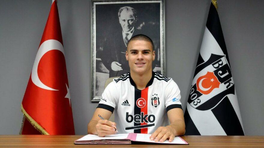 Beşiktaş, Can Bozdoğan'ı kiraladı