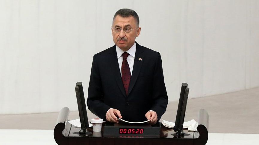 Cumhurbaşkanı Yardımcısı Oktay'dan Afganistan açıklaması