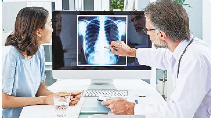 Kadınlarda da akciğer kanseri riski artıyor
