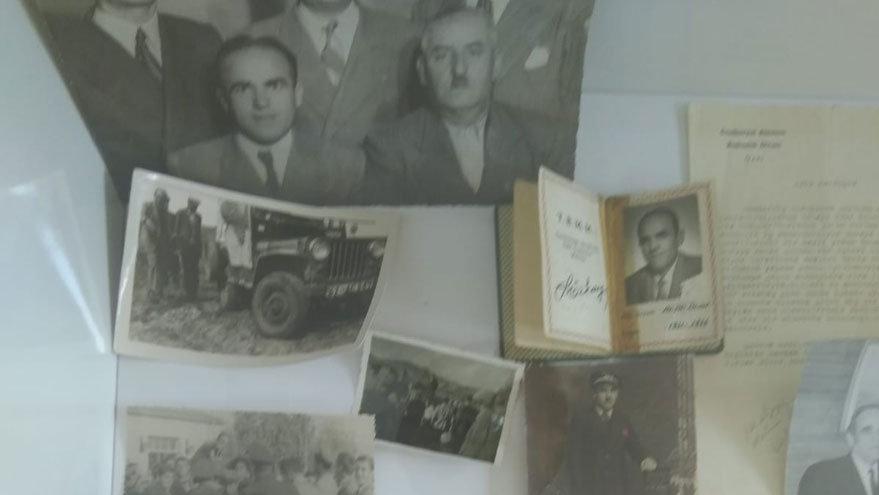 Tarihe ışık tutan mektuplar Tunceli'de buluştu