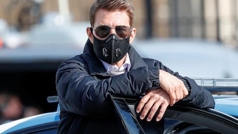 Tom Cruise'un bu sefer de arabası çalındı