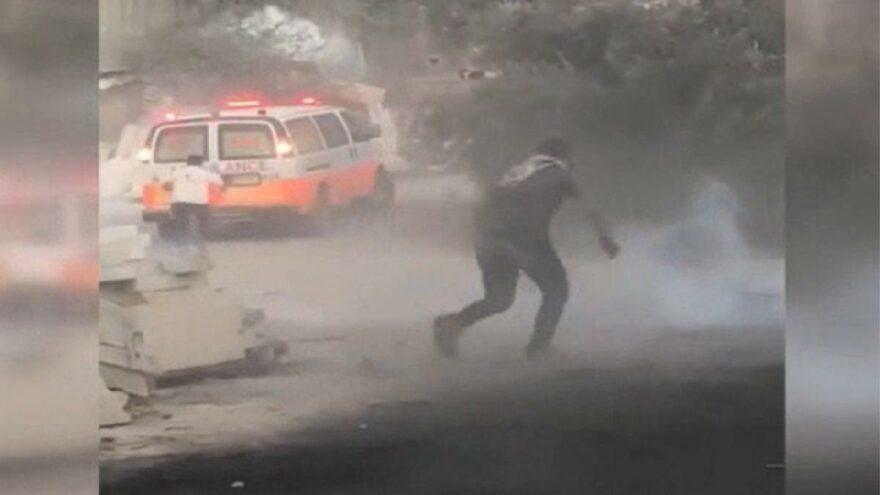İsrail güçleri, 94 Filistinliyi yaraladı