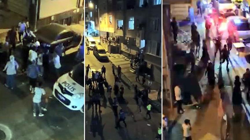 İstanbul'da 'yüksek sesli müzik' kavgası! Ortalık karıştı