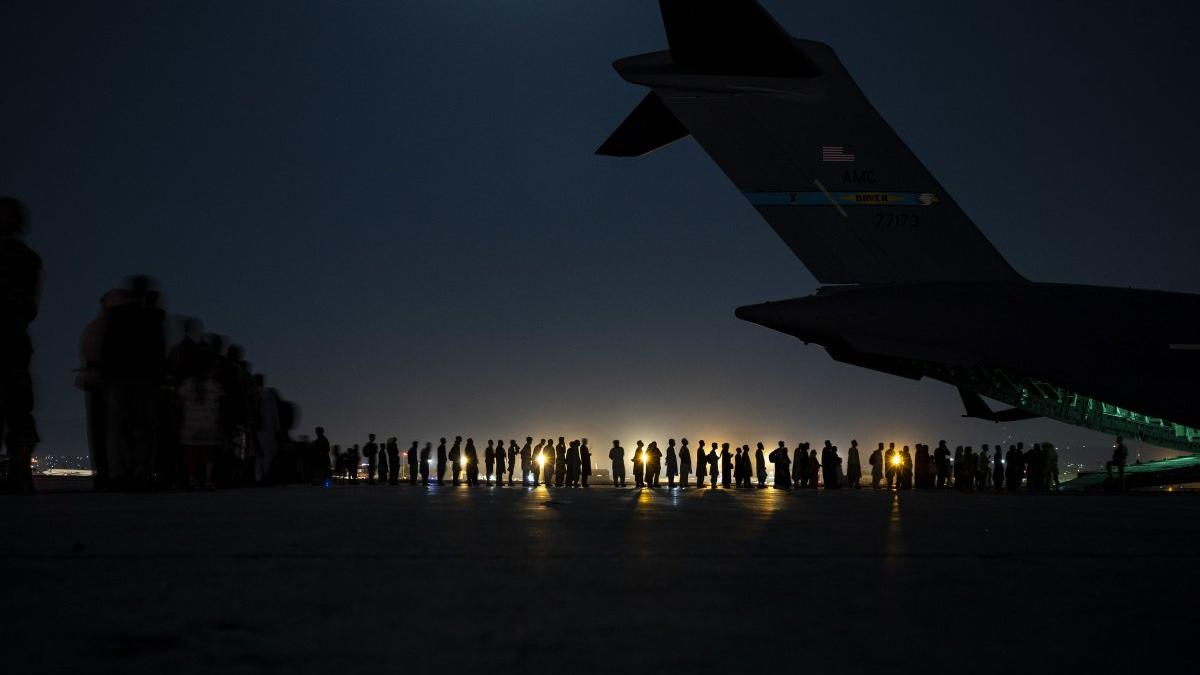 Taliban'ın Kabil Havalimanı hakkındaki açıklamaları yalanlandı