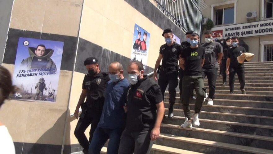 Beyoğlu'nda yan bakma cinayeti