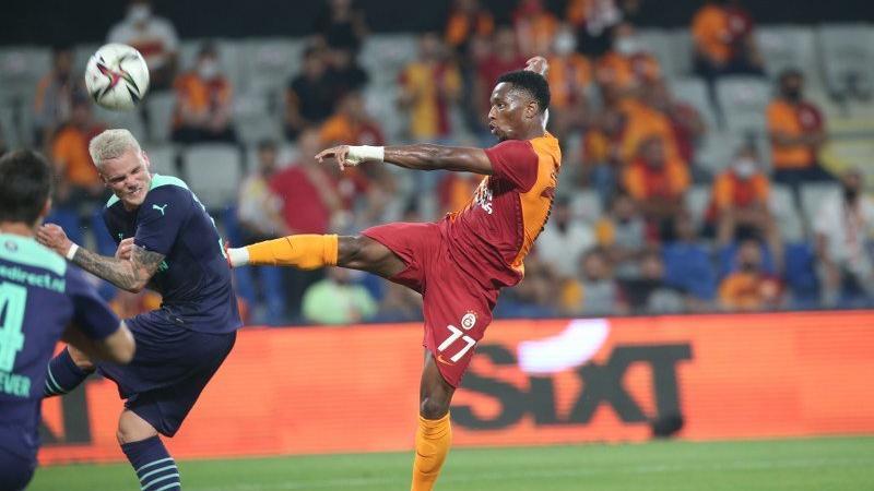 Galatasaray Jesse Sekidika'yı kiraladı