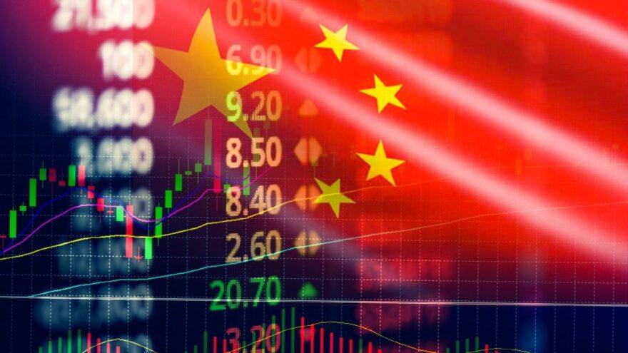 Çin'den büyük şirketlere borsa yasağı