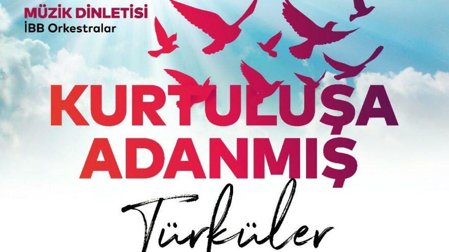 Zafer Bayramı, Yoğurtçu Parkı'nda türkülerle kutlanacak