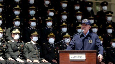 Milli Savunma Bakanı Akar'dan Afganistan açıklaması