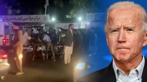 Biden'dan Kabil açıklaması: Önümüzdeki 24-36 saat içinde bir saldırı olasılığı yüksek