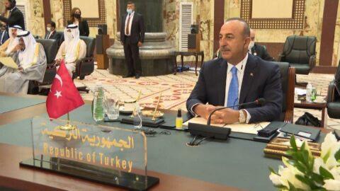 Dışişleri Bakanı Çavuşoğlu:Irak'ın imarı için projelergerçekleştirmeye hazırız