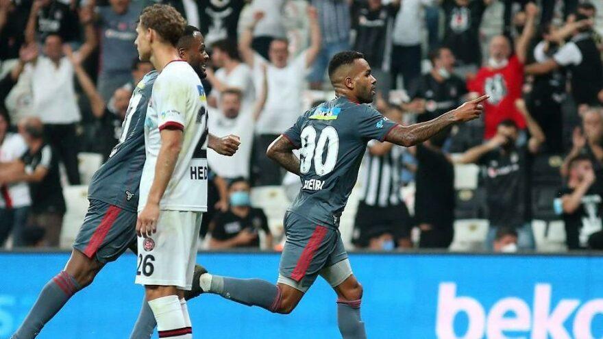 Beşiktaş-Fatih Karagümrük engelini yeni transferiyle aştı
