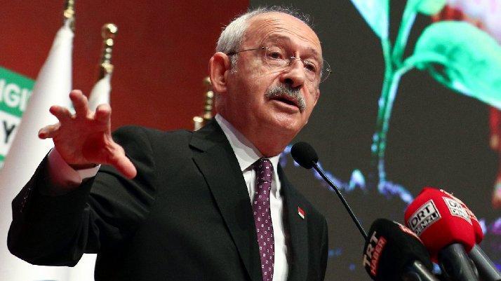 Kılıçdaroğlu: Yangınlara karşı uluslararası bir işbirliği yapmamız lazım