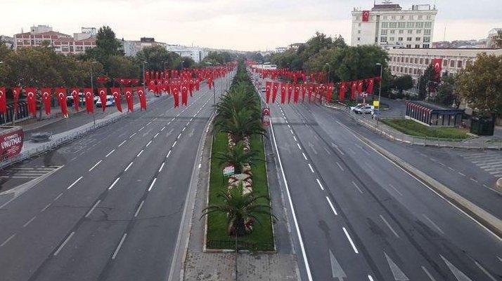 İstanbul Valiliği duyurdu: İşte trafiğe kapatılacak yollar…