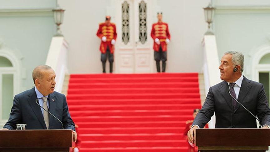 Cumhurbaşkanı Erdoğan: 250 milyon dolarlık bir hedef koyduk