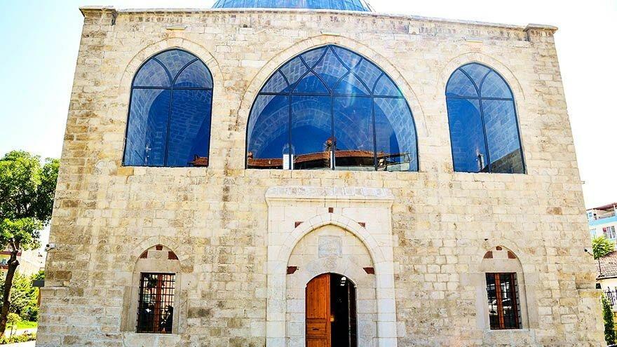 128 yıllık kilise ibadete açıldı